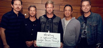 Switchfoot Teams up with CURE to Raise Money for Children (Video)