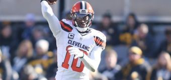 Robert Griffin III Released by the Browns