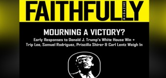 "New Magazine, ""Faithfully,"" Provides a Platform for Christians of Color"