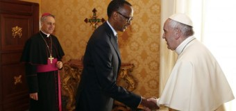 Pope Francis Apologizes for Catholics' Participation In Rwanda Genocide