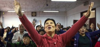 China's Unregistered Churches Drive Religious Revolution
