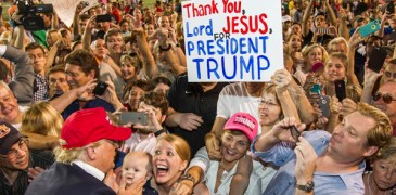 Why Many Conservative Evangelicals Have Lined Up Behind Trump