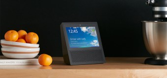 Amazon Introduces Echo Show for $230