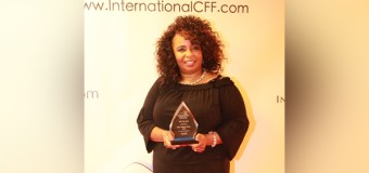 """AfterTouch Music Artist Delois Massey Wins the 2017 International Christian Film Festival Music Video of the Year Award For """"Warrior"""""""