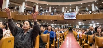 "South Korea's Yoido Full Gospel, the Biggest Megachurch on Earth, Faces ""Crisis of Evangelism"""