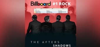 "The Afters Score No. 1 at Radio With ""Shadows"""