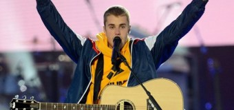 At Ariana Grande's One Love Manchester Benefit, Justin Bieber Shares God's Love and Goodness With Concertgoers