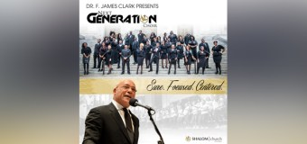 """Dr. F. James Clark and the NextGeneration Choir Land at #3 On the Billboard Top Gospel Albums Chart With """"SURE. FOCUSED. CENTERED."""""""