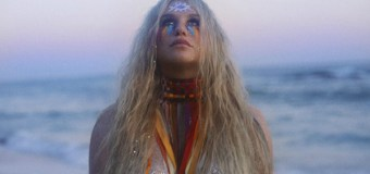 """Kesha Isn't """"Praying"""" to the Traditional Christian God In New Song"""