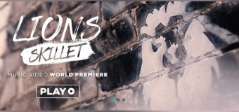 """Lions"" Is Skillet's Latest Gem to Climb Radio Charts"