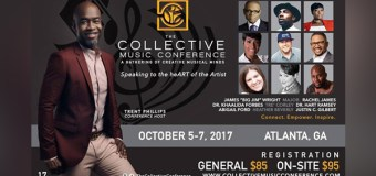 Trent Phillips Presents 2nd Annual Collective Music Conference (Video)