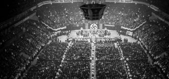 WATCH: Footage Shows Forgotten 1939 Pro-Nazi Rally Held in Madison Square Garden
