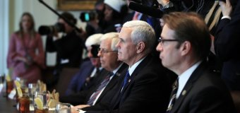 VP Pence Delaying Trip to Middle East as Tax Package Nears Vote