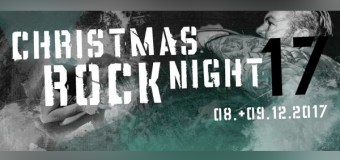 Germany's 38th Annual Christmas Rock Night Returns Dec 8 and 9