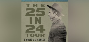 "Jon Foreman to Release Feature Film ""25 In 24"" March 2018 (Video)"