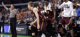 Loyola-Chicago Savoring NCAAs After Grassroots Rebuild to the Sweet 16