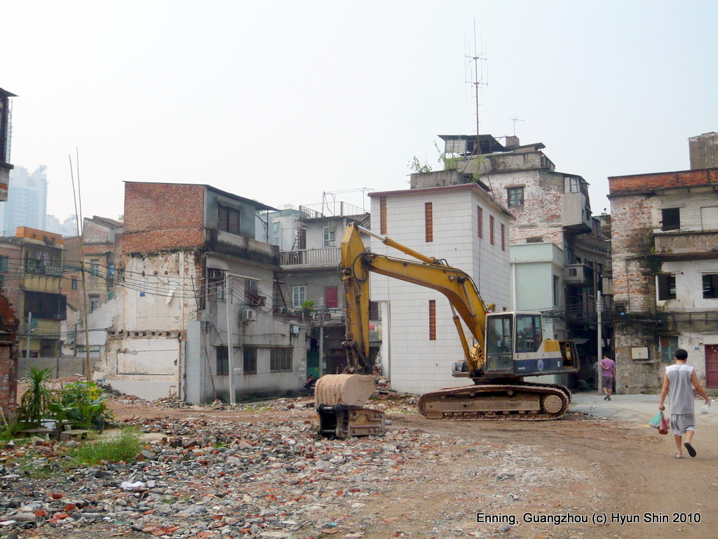 Yuanhejie Enning 8 September 2010