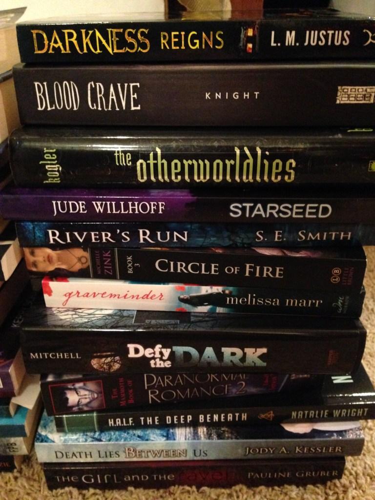 free books giveaway YA paranormal romance