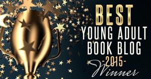 YA Book Blogger Award Winner