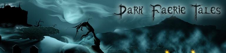 dark fairy tales YA book blog