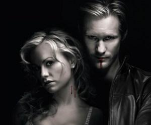 Sookie & Eric in True Blood