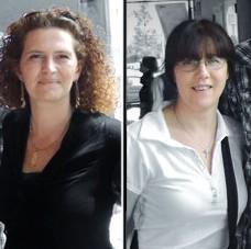 Alexia Biancini e Fiorella Rigoni, due autrici una passione