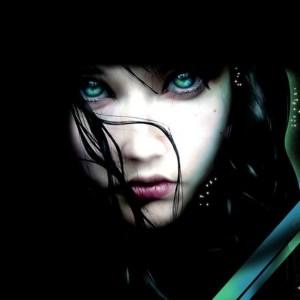 Una ragazza Dark, come Minon