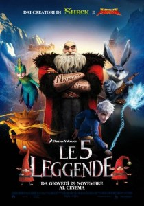 Rise of the Guardians ITA