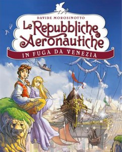 """Primo libro di una saga """"veneziana"""""""