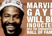 ABOUT TIME!: Marvin Gaye Will Be Inducted Into The Songwriters Hall Of Fame