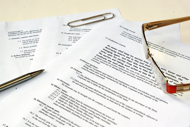 Lease Negotiation Audit