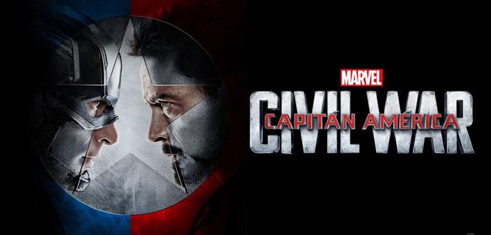 TeamCap o TeamIronMan Capitán América: Civil War