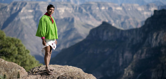 Running in Two Worlds, producción mexicana para Red Bull TV