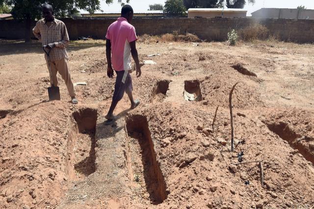Boko Haram: Sordid Tales of Maiduguri's Grave Diggers