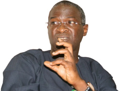 Fashola Complains of Poor Power Supply, Says His Children are Sweating and Experiencing Heat Rash