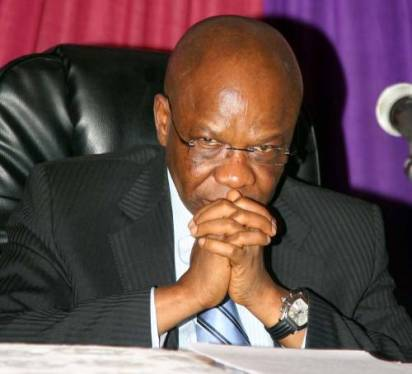 Ex-INEC Chair, Maurice Iwu On the Run Over Diezani's Election Bribery Funds At Fidelity Bank