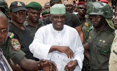 Al-Mustapha Defends Abacha's Loots