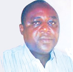 President Crime Reporters of Nigeria, Mr Christopher Oji