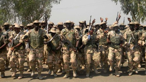 Residents Panic Over Heavy  Military Presence in Warri