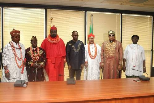 Ibe Kachikwu Accuses Niger Delta Governors of Stealing $40 Meant for Development of the Region