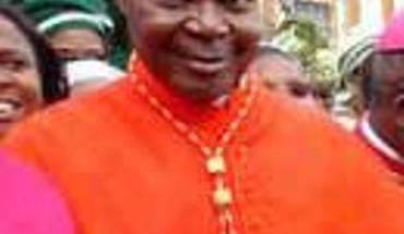 Cardinal Anthony Okojie