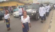 Tompolo's father corpse arrived in Gbaramatu