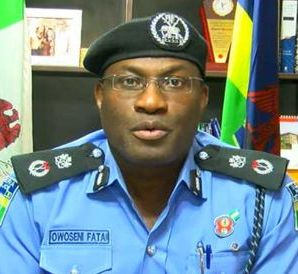 Lagos Commissioner of Police, Mr Fatai Owoseni