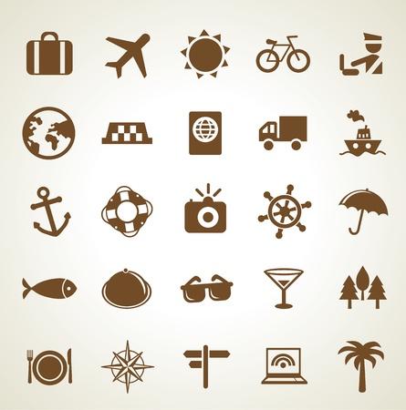 Travel Text Symbols Yoktravels