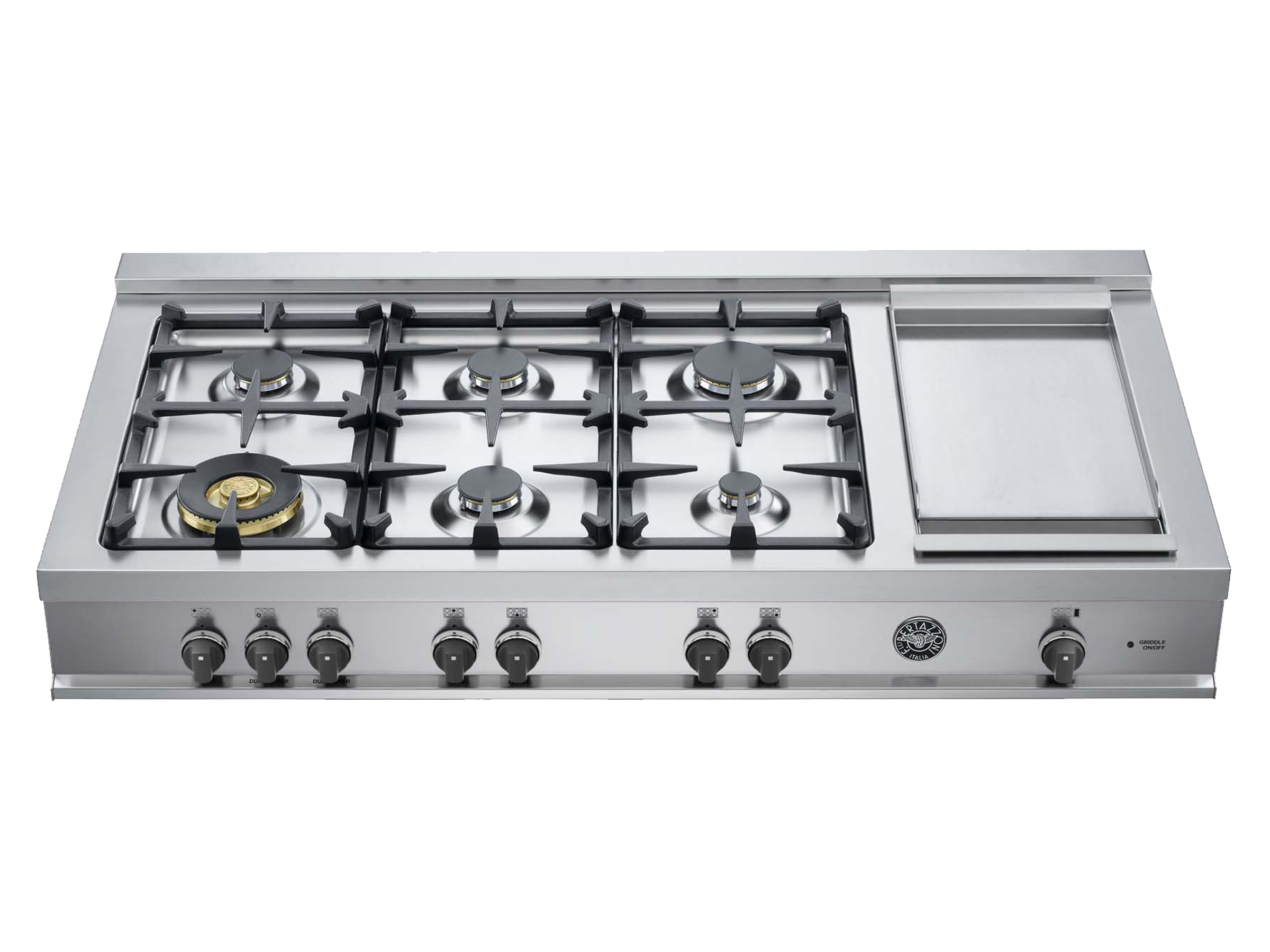 Stupendous Range Burners Griddle Gas Cook Griddle Griddle Bertazzoni Stainless Range Burners Grill Griddle Bertazzoni Wolf Gas Cook houzz-02 Gas Cooktop With Griddle