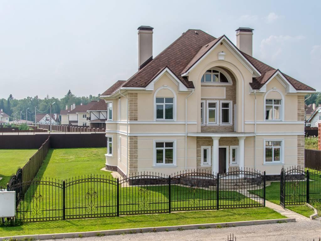 Купить дом в коттеджном поселке