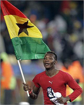 World Cup: ahead of Qtr-finals clash, Ghana Black Stars get South Africa former prez Mbeki's support
