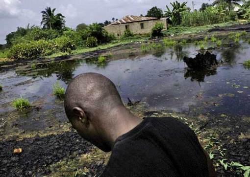 POLLUTION, OIL and NIGERIA: Liquid Gold or Petro-Dollars Curse?