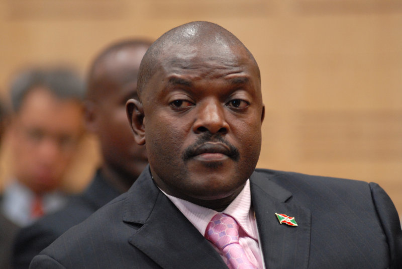 Burundi's incumbent President wins flawed, one-man presidential election with landslide
