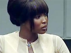 Naomi Campbell 'flirted' with Liberia's ex-President Taylor before diamonds gift….